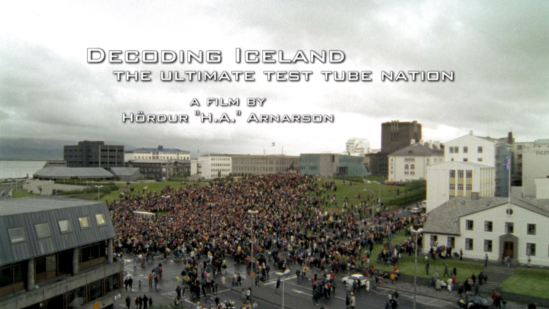 Decoding Iceland Trailer